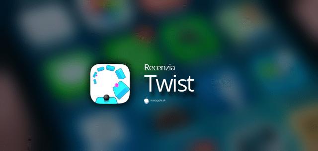 Twist APP - Svetapple.sk