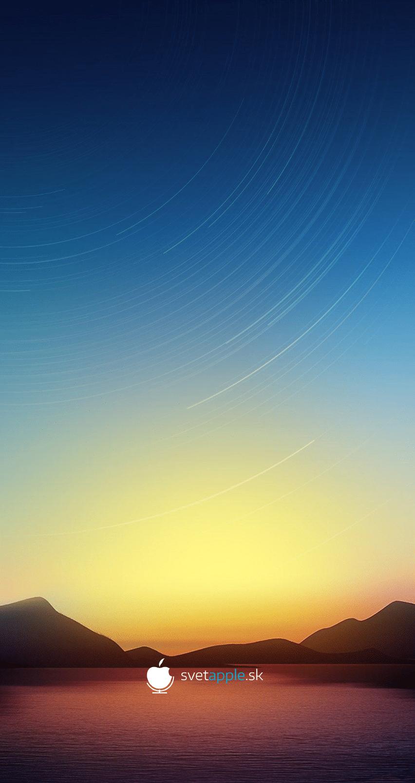 iPhone 6 - pozadie 1 - svetapple