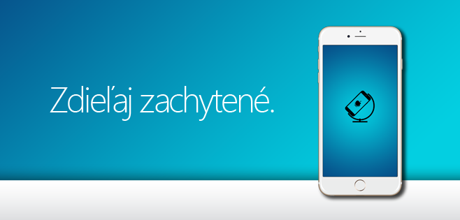 zachytene na iphone svetapple