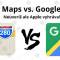 Apple Mapy sú populárnejšie ako mapy od Google