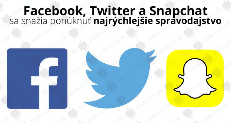 facebook-snapchat-twiter-spravodajstvo----titulná-fotografia---SvetApple
