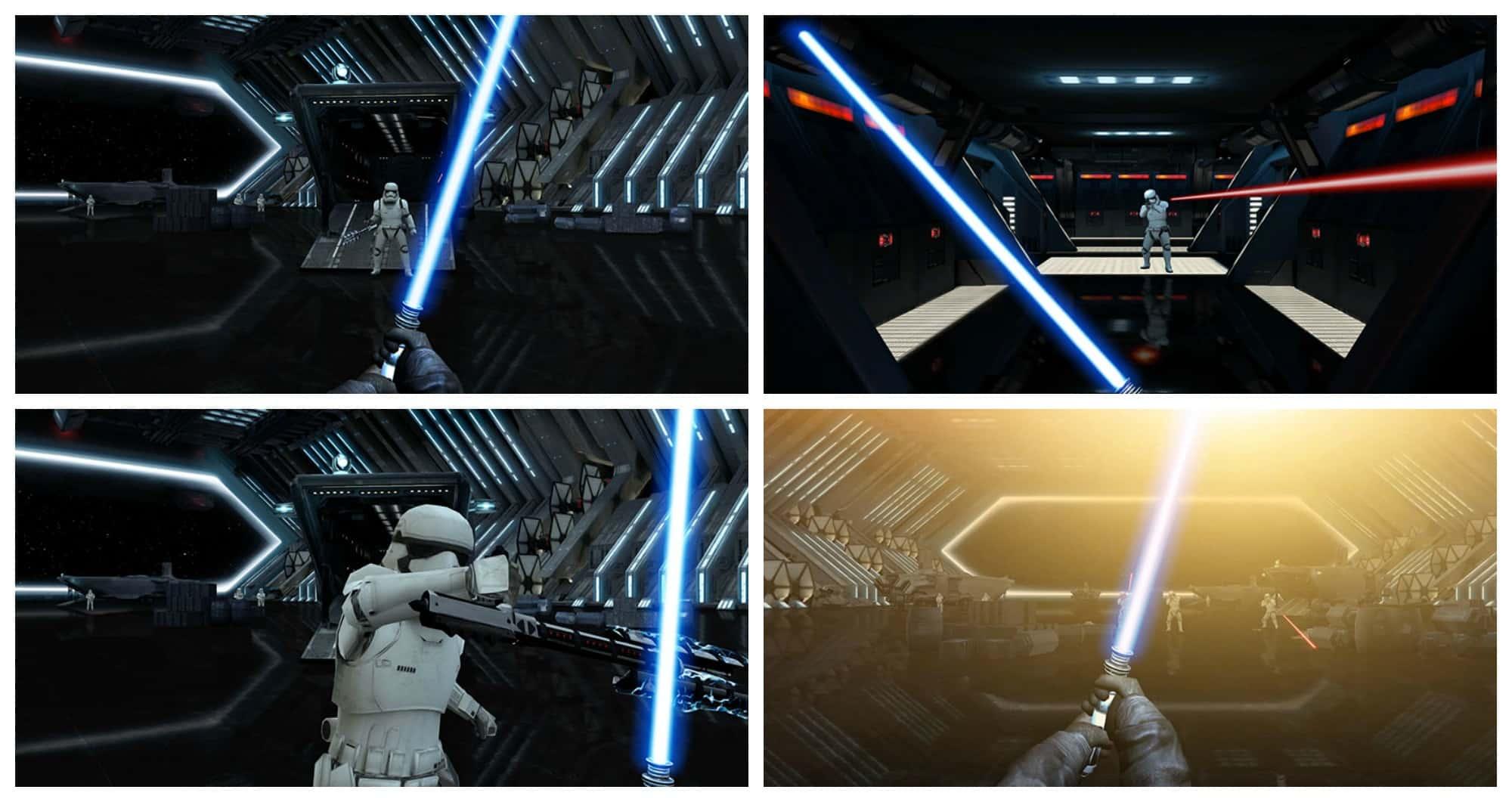 Star-Wars-Lightsaber-Escape-Chrome-Experiment