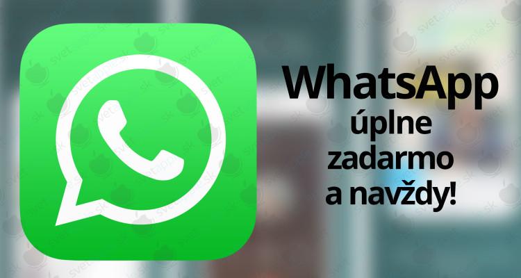 WhatsApp-zadarmo---titulná-fotografia---SvetApple