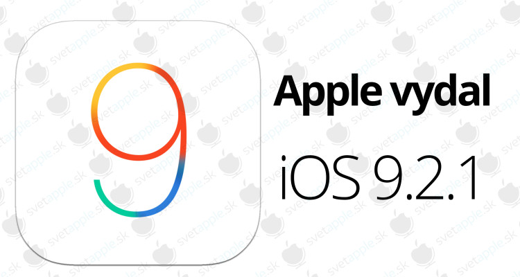 iOS-9.2.1---titulná-fotografia---SvetApple