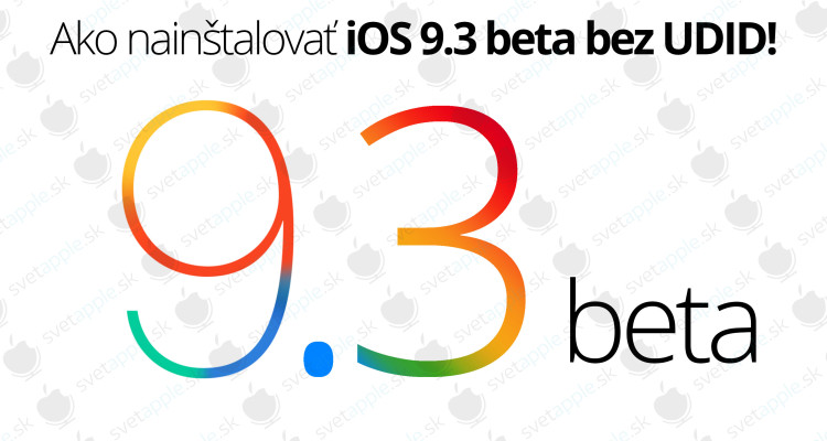 iOS-9.3-bez-UDID---titulná-fotografia---SvetApple