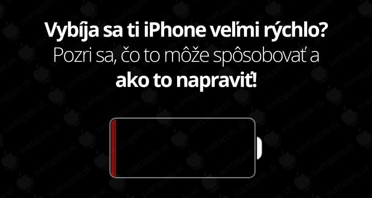 iPhone-vybíjanie---titulná-fotografia---SvetApple