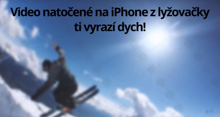 video-iphone-lyžovanie---titulná-fotografia---SvetApple