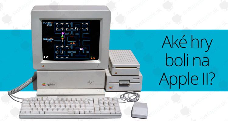 AppleII-hry---titulná-fotografia---SvetApple