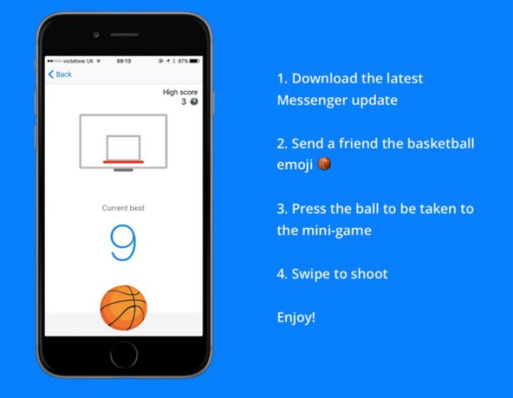 how-to-play-basketball-on-facebook-messenger