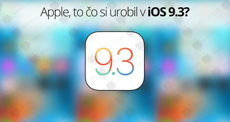 iOS-9.3------titulná-fotografia---SvetApple