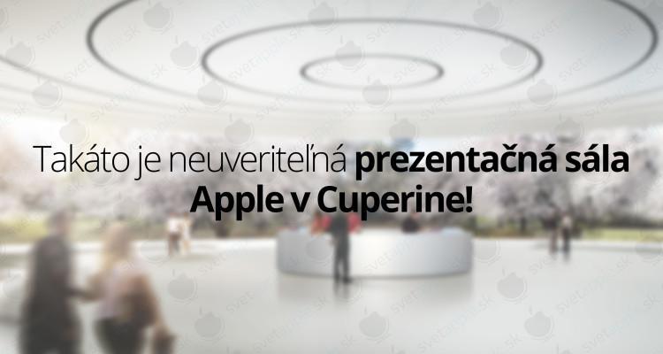 prezentačná-sála-apple---titulná-fotografia---SvetApple