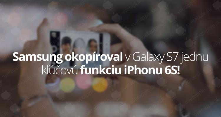 samsung-kopituje-funkciu-iphone6s---titulná-fotografia---SvetApple