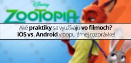 Aké praktiky sa využívajú vo filmoch? iOS vs. Android v populárnej rozprávke! (zamyslenie)