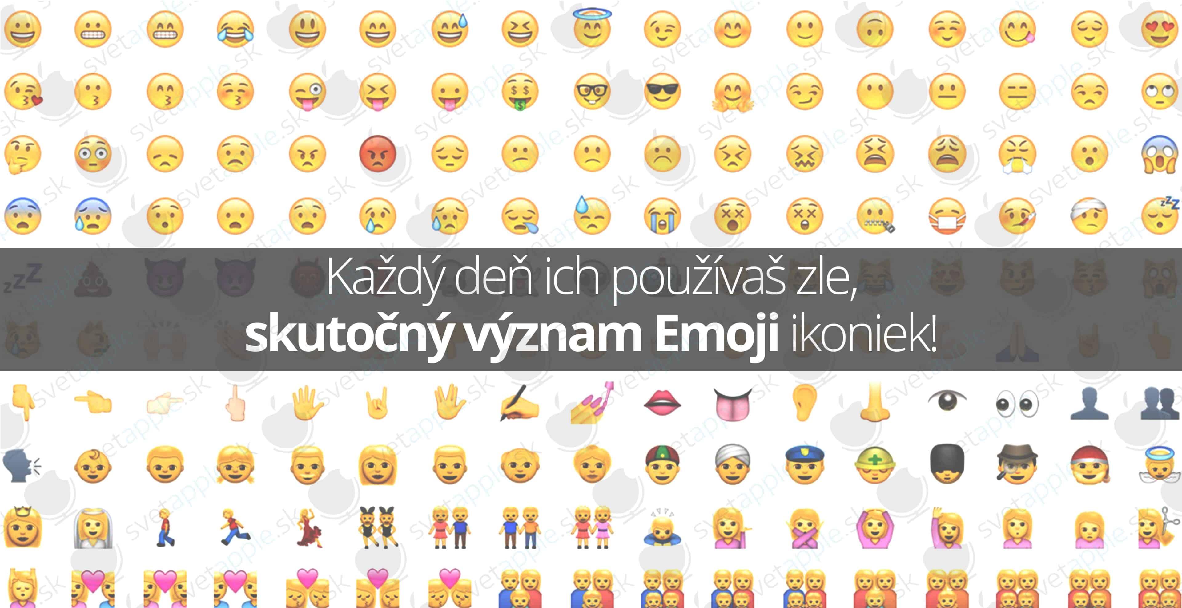skutocny-vyznam-emoji---titulná-fotografia---SvetApple