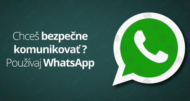 whatsapp-bezpecna-komunikacia---titulná-fotografia---SvetApple