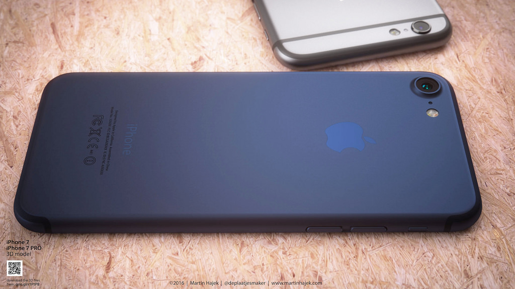 iPhone 7 Dark Blue SvetApple.sk