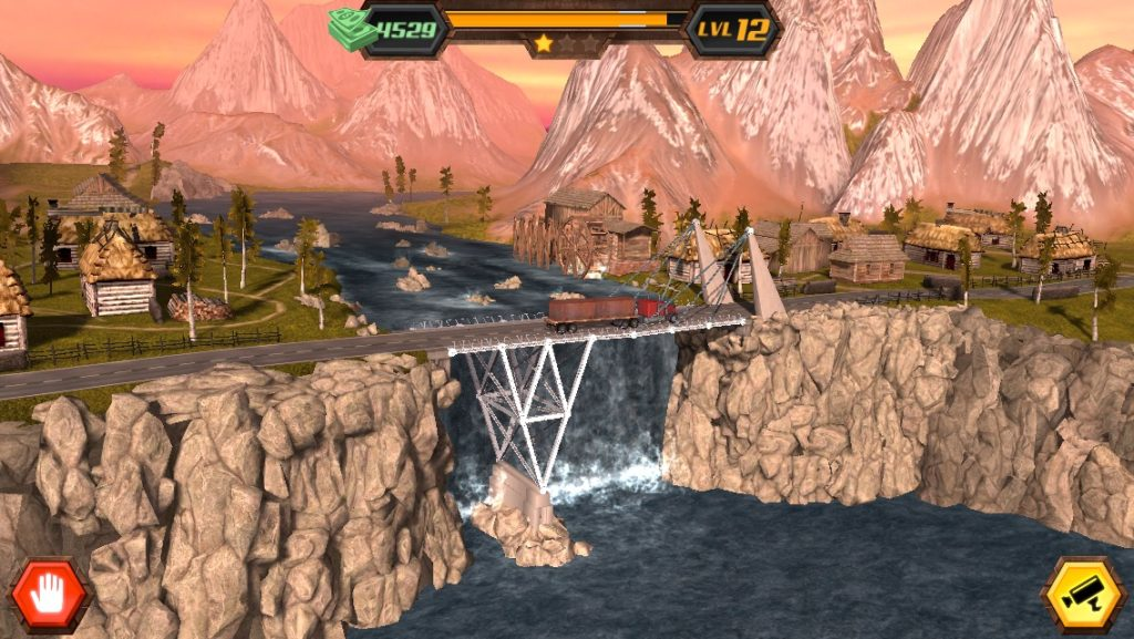 Recenzia Bridge Construction Simulator 3D - svetapple.sk