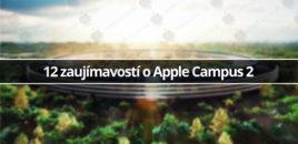 12 zaujímavostí o Apple Campus 2