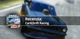 Recenzia: CarX Drift Racing
