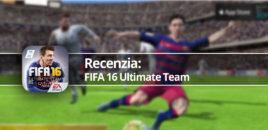 Recenzia – FIFA 16 Ultimate Team