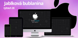 Jablková bublanina – týždeň 28.