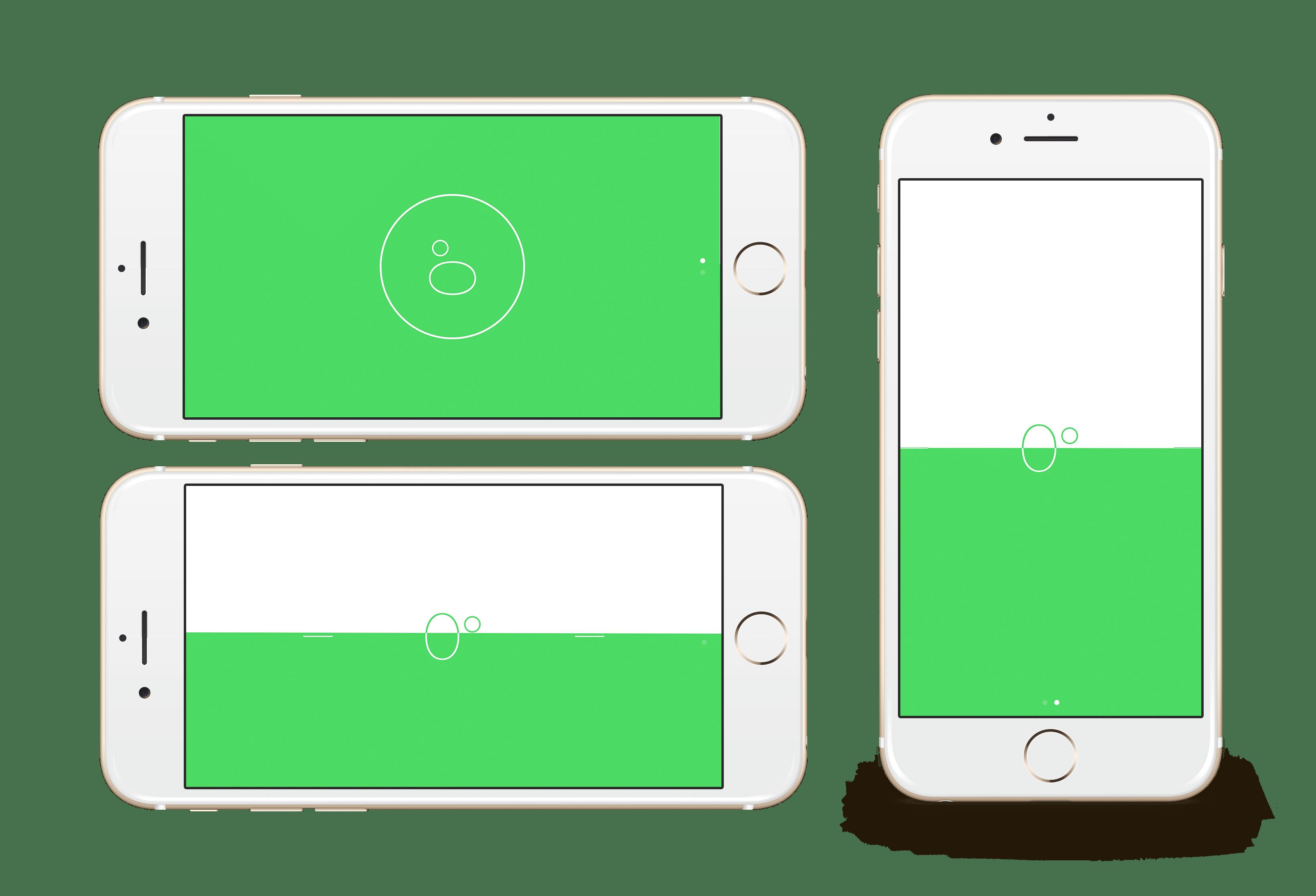 Ako zapnúť vodováhu na iOS - svetapple.sk