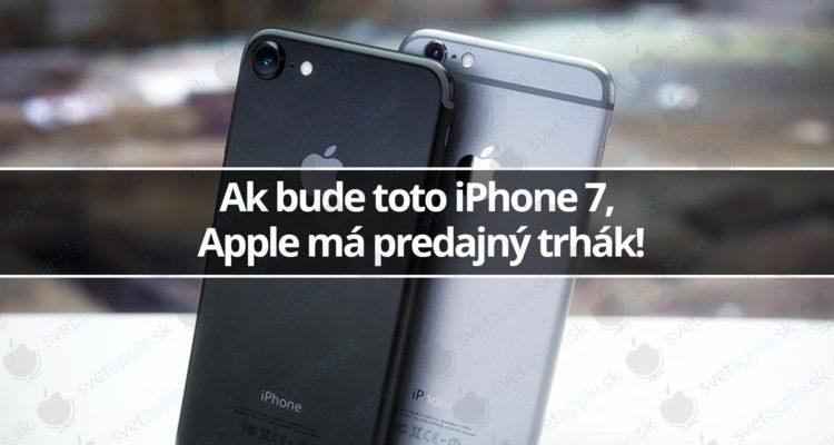 Novy iPhone 7 koncept - svetapple.sk