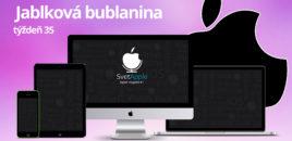 Jablková bublanina – týždeň 35.