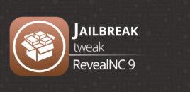 Jailbreak tweak – RevealNC 9