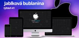 Jablková bublanina – týždeň 41.