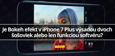 bokeh iphone 7 plus