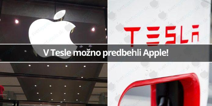 V Tesle možno predbehli Apple!