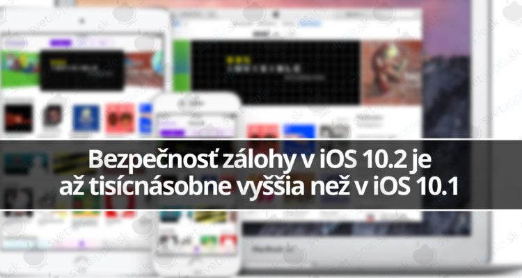 ios 10.2 backup