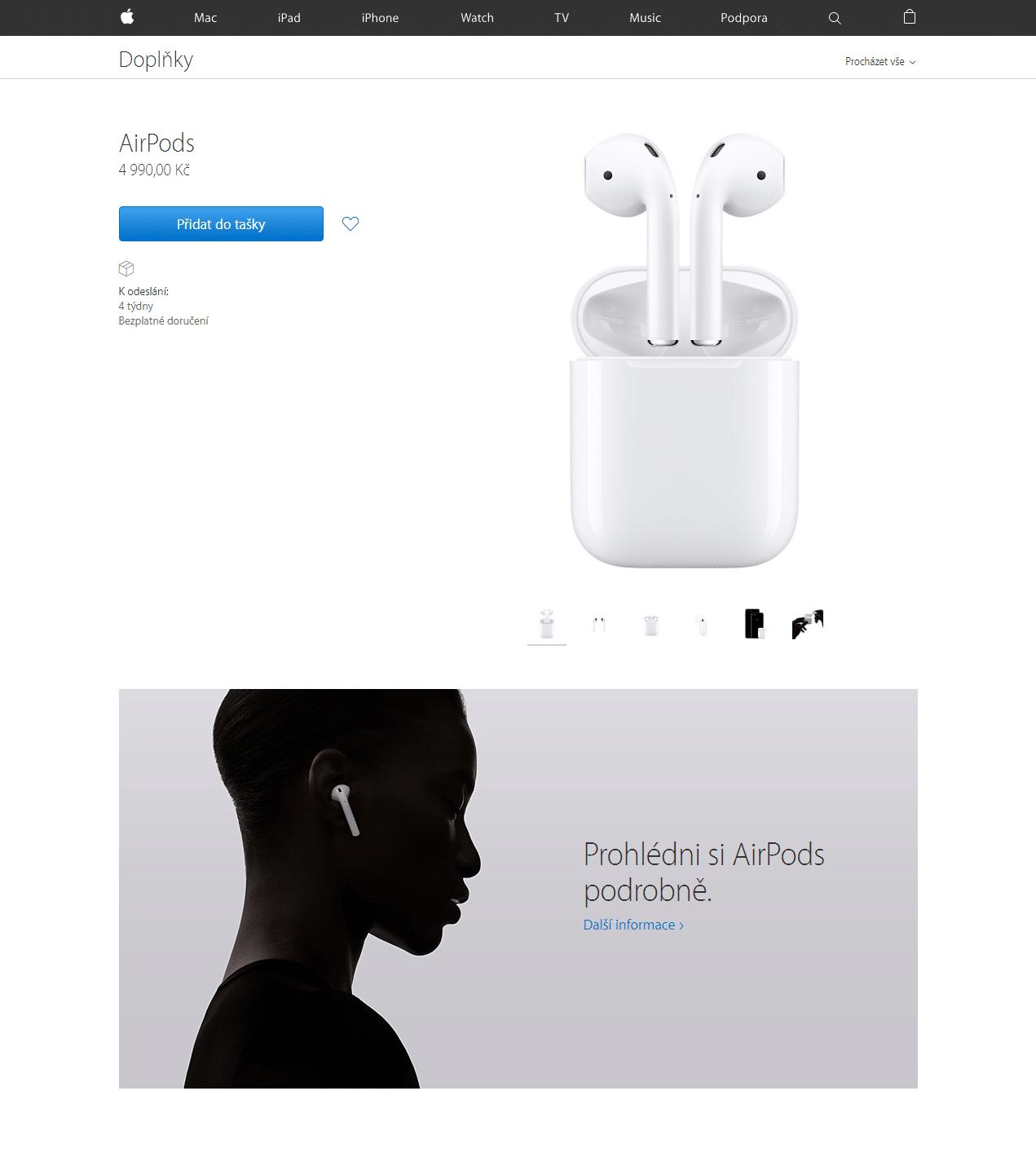 koupit-airpods-apple-cz