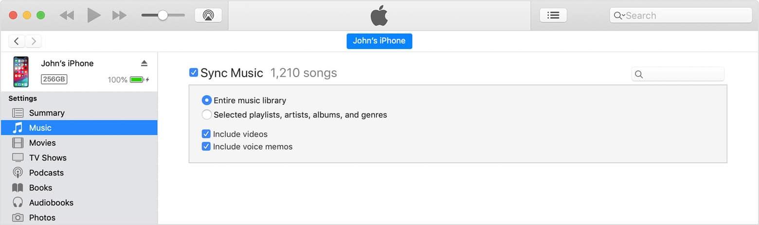 Ako vložiť hudbu do iPhonu cez iTunes?