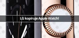 LG kopíruje Apple Watch!