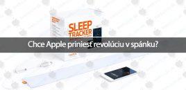Chce Apple priniesť revolúciu v spánku?