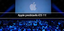 Apple predstavilo iOS 11!