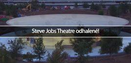 Steve Jobs Theatre odhalené!