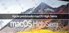 Apple predstavilo macOS High Sierra