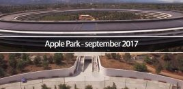 Apple Park – september 2017