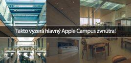 Takto vyzerá hlavný Apple Campus zvnútra!