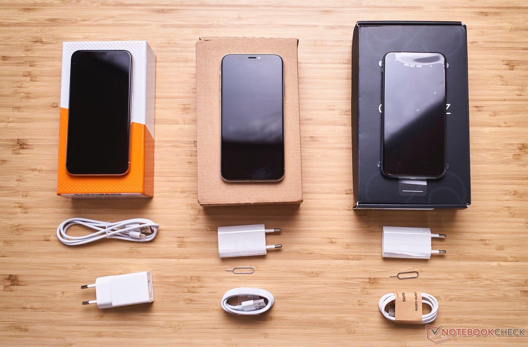 Repasovaný iPhone nemusí mať originálne balenie ani príslušenstvo