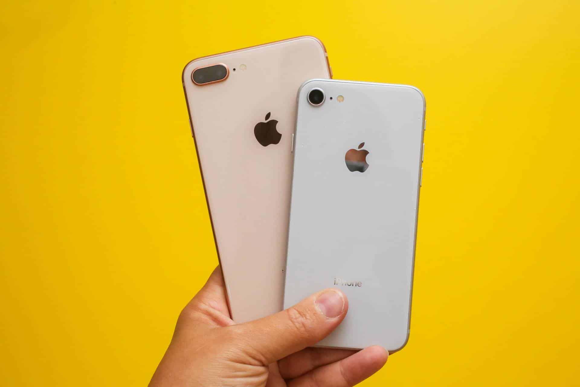 Repasovaný iPhone 8