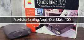 Pozri si unboxing Apple QuickTake 100
