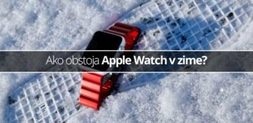 Ako obstoja Apple Watch v zime?