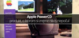 Apple PowerCD – produkt, o ktorom si zrejme nikdy nepočul