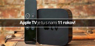 Apple TV je tu s nami už 11 rokov - svetapple.sk
