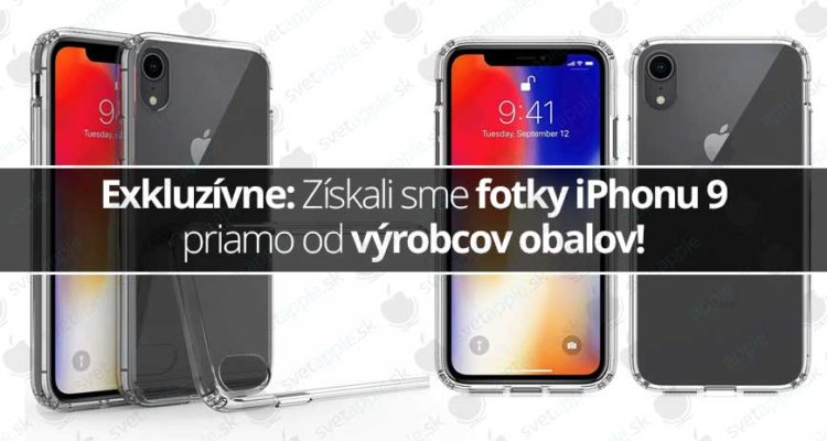 iPhone 9 - svetapple.sk
