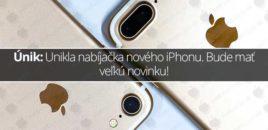 Únik: Unikla nabíjačka nového iPhonu. Bude mať veľkú novinku!